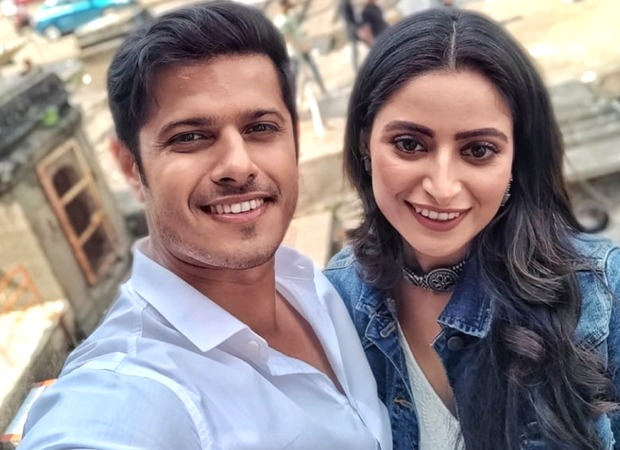 """Star Plus' upcoming show Ghum Hai Kisikey Pyaar Meiin is all set to take entertainment to a higher notch with scenes getting shot in real locations. Neil Bhatt (Virat Chavhan) and Aishwarya Sharma (Patralekha) who will soon be seen essaying lead roles in the show have recently spent a day shooting the opening sequence in Nashik which is situated on the banks of river Godavari. The entire shoot in Nashik was conducted with utmost precaution ensuring the safety of the cast and crew members. Talented actor Neil Bhatt who shoots for his first outdoor sequence amid the pandemic shares his experience and much more, """"We began shooting for the show a few days back in Mumbai although few scenes from the opening sequence were balanced as they were required to be shot in a real location to give viewers an authentic feel. Also since the show depicts a Maharashtrian background, an outdoor shoot was decided to be held especially in Nashik. My co-star, Aishwarya and I along with a small unit traveled to Nashik in the night seeking all safety measures. We shot the sequence for a day and returned to Mumbai safely. It was indeed a memorable experience."""" Talking about her first-hand experience, actress Aishwarya Sharma says """"On hearing that we were going to shoot in Nashik, I was very happy and excited. We shot the sequence in a real location and shooting in Nashik happens to be my first ever outdoor adventure for this show. The unit took a lot of care of us and also ensured that all safety measure was taken. It was a pleasant experience and I consider myself fortunate to be a part of this wonderful team."""" Produced by Cockcrow & Shaika Entertainment the show revolves around a triangular love story and is the remake of the super-hit Bengali show 'Kusum Dola'. The show stars Neil Bhatt, Aysha Singh and Aishwarya Sharma in the lead roles and will go on air from 5th October on the channel. It also features popular actors like Kishori Shahane, Sanjay Narvekar, Milind Pathak and Shailesh Da"""