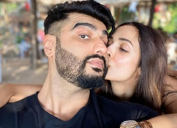 Here's how Arjun Kapoor wished Malaika Arora on her birthday