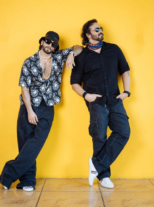 Ranveer Singh and Rohit Shetty team up for Cirkus, film set for 2021 release