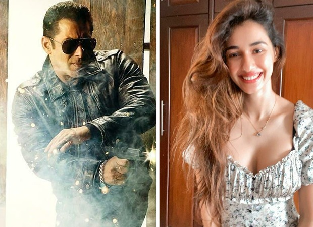 Salman Khan and Disha Patani shoot a song for Radhe in Aamby Valley
