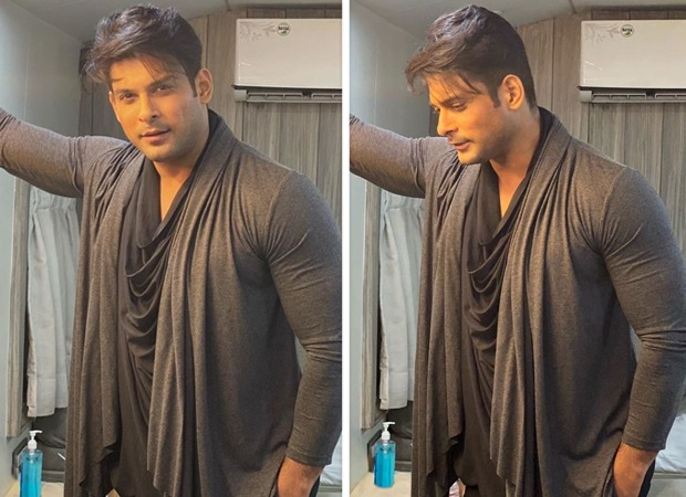 Sidharth Shukla looks dapper as ever as he begins the shoot for Bigg Boss 14 Grand Premiere