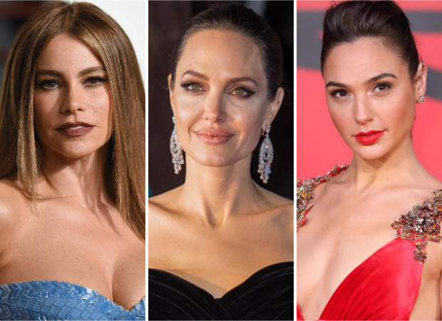 Sofia Vergara named as highest-paidactress with earnings of $43 million; Angelina Jolie & Gal Gadot take second and third spot