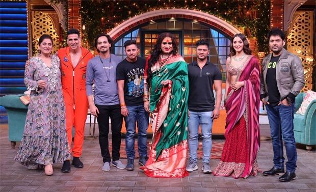 Akshay Kumar and Kiara Advani to pack a punch on The Kapil Sharma Show to promote Laxmmi Bomb
