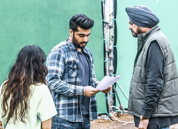 """It feels great to be back on the sets again,"" says Arjun Kapoor after testing COVID-19 negative"