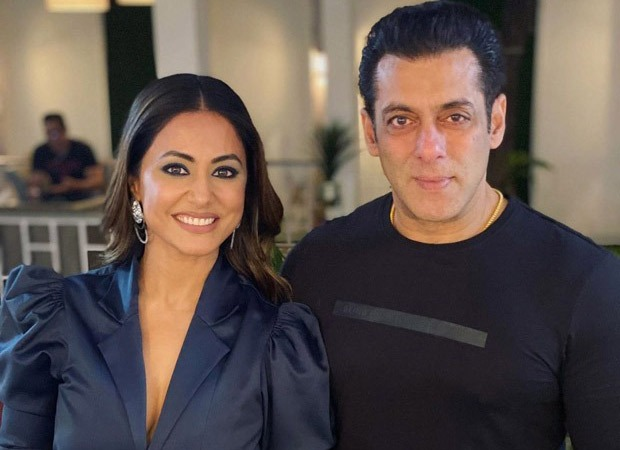 Bigg Boss 14: Hina Khan asks Salman Khan about his marriage; this is how he responded