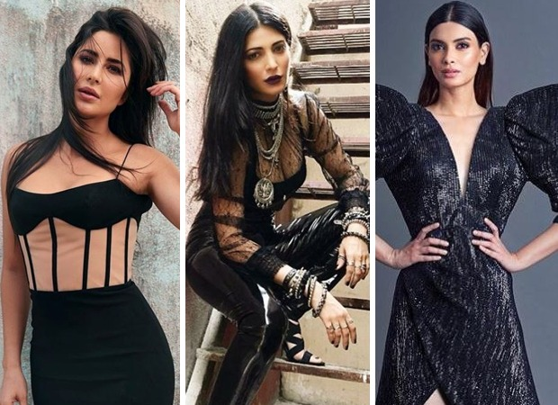 10 Bollywood celebrities who showed how to wear an all-black outfit