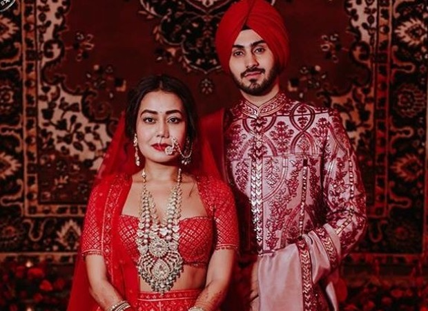 Neha Kakkar, Rohanpreet Singh, Neha Kakkar wedding pics, Neha Kakkar and Rohanpreet Singh, Features, Wedding, Marriage, Bollywood singer, Neha Kakkar Instagram, Neha Kakkar bride