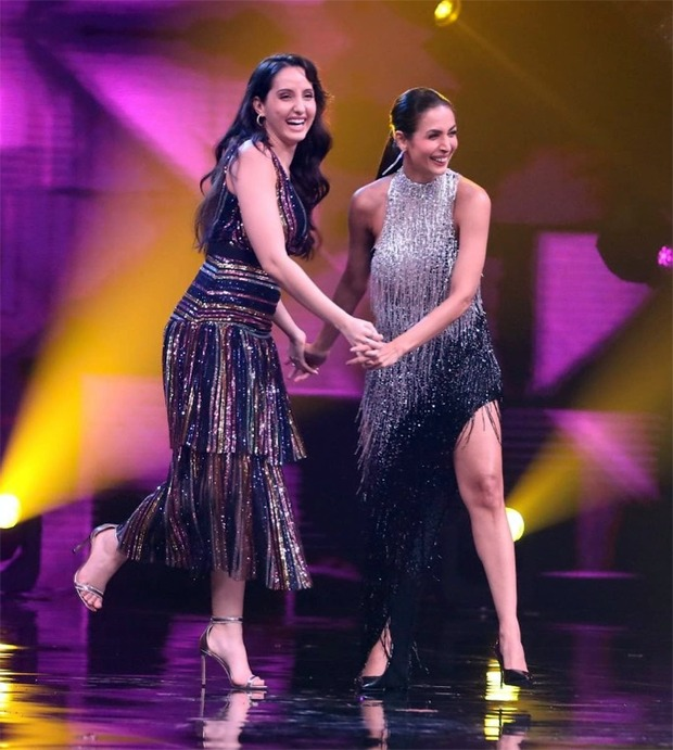 Nora Fatehi gives a shout out to Malaika Arora, says being on India's Best Dancer was a beautiful experience
