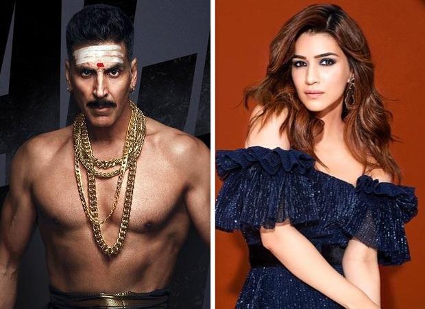 Akshay Kumar and Kriti Sanon to kick-start the shoot for Bachchan Pandey in January 2021
