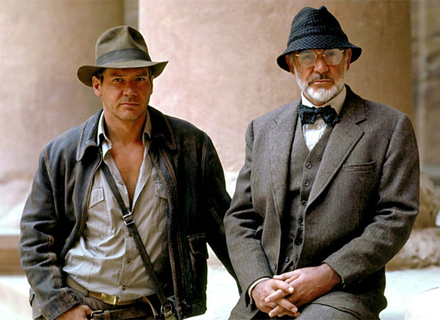 Harrison Ford remembers his Indiana Jones co-star and on-screen father Sean Connery