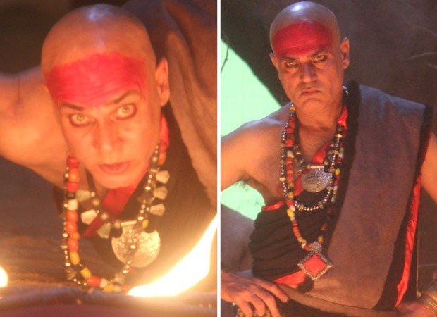 Manish Khanna goes bald as he gears up to play a tantric in Brahmarakshas 2