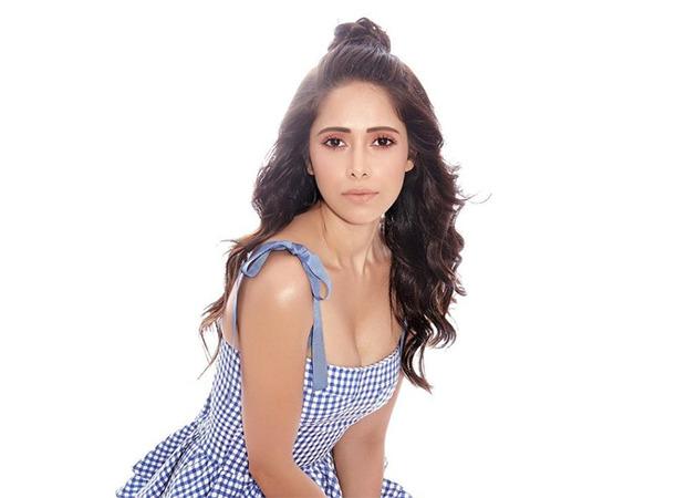 Nushrratt Bharuccha slays in checkered separates, proving her unique sense of style