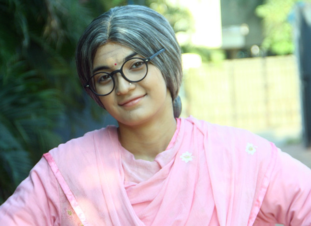Qurbaan Hua's Pratibha Ranta looks unrecognisable in this old woman's avatar