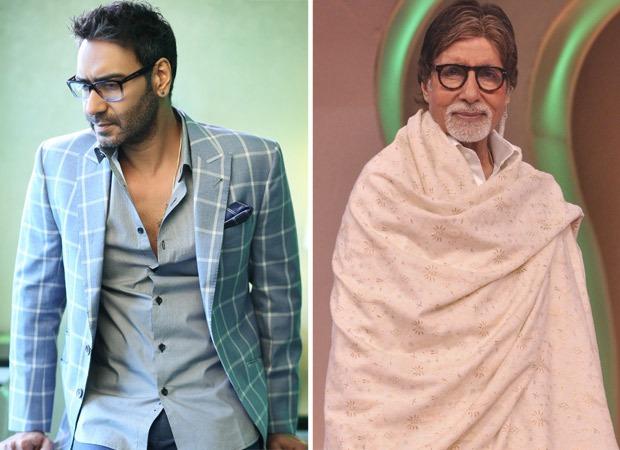 Scoop: Ajay Devgn to direct Amitabh Bachchan!
