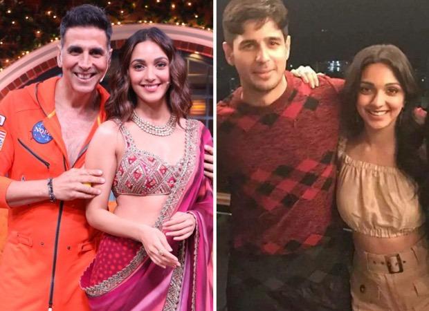 The Kapil Sharma Show Kiara Advani does not confirm dating Sidharth Malhotra, Akshay Kumar pokes fun at her (2)
