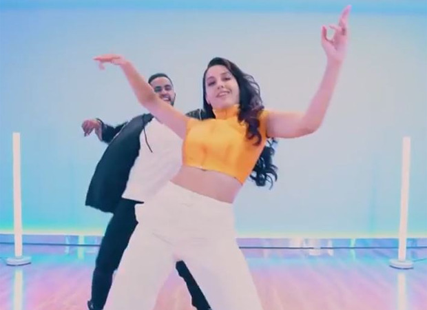 Watch: Nora Fatehi teaches some fun and easy moves to go with the song Naach Meri Rani