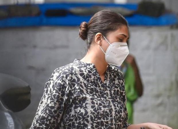 Deepika Padukone's Ex-manager Karishma Prakash arrives at NCB office for questioning