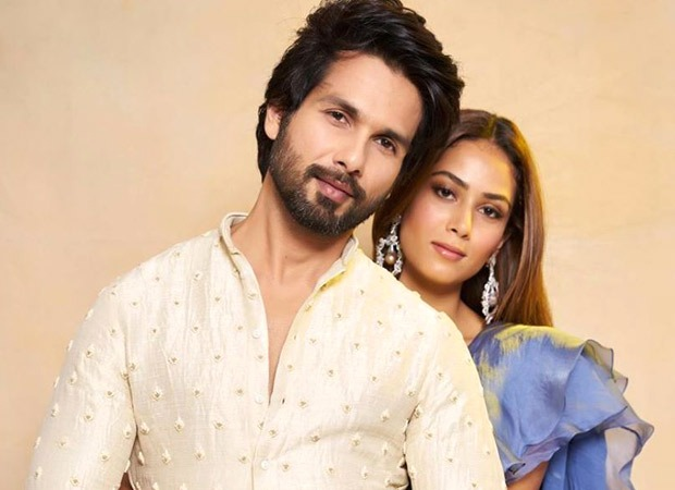 Shahid Kapoor tells wife Mira Kapoor that she looks too young to be a mom of two