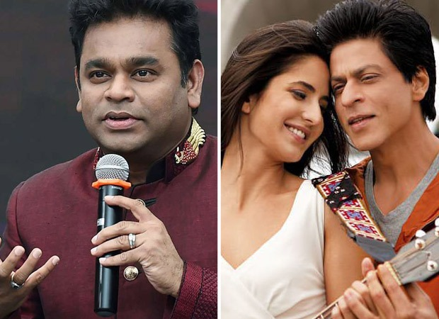 """""""Yash Chopra had that extra quality in him to pick new things and yet ground it in tradition,""""- A.R. Rahman on working with the legendary film-maker in Jab Tak Hai Jaan"""