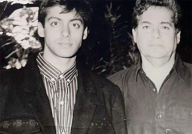 Arpita Khan Sharma goes down the memory lane, shares throwback pictures of Salman Khan, Salim Khan and Amitabh Bachchan