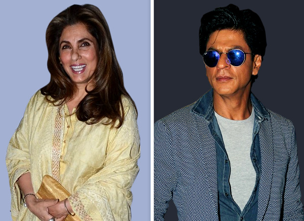 BREAKING SCOOP: After Tenet, Dimple Kapadia comes on board Shah Rukh Khan's spy thriller, Pathan