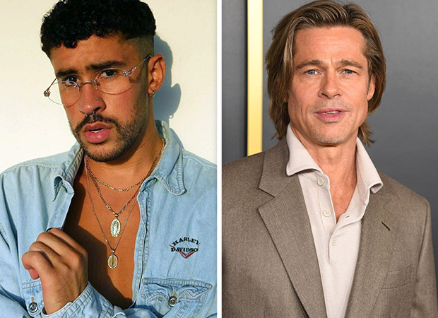 Bad Bunny joins the cast of Brad Pitt starrer action film Bullet Train