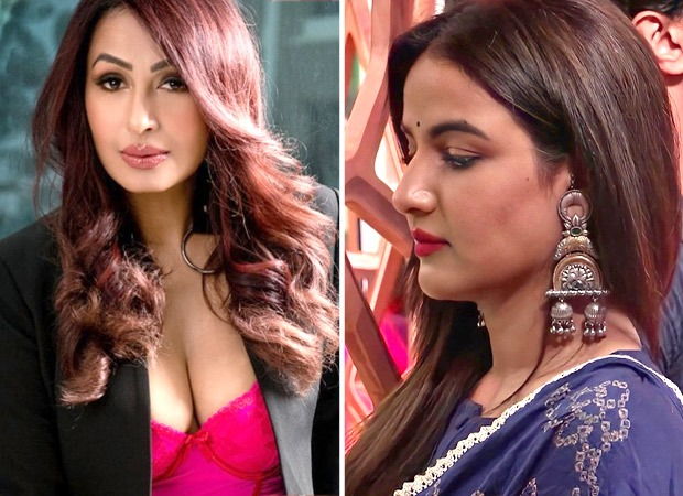 Bigg Boss 14 Kashmera Shah refuses to leave the room after Jasmin Bhasin asks the challengers to let her sleep