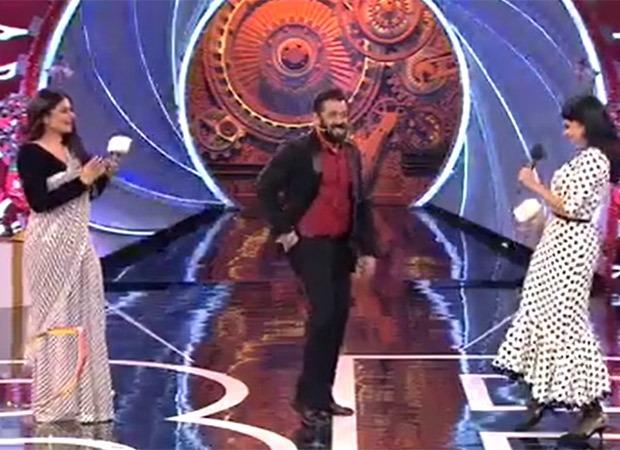 Bigg Boss 14 Raveena Tandon and Jacqueline Fernandez join in Salman Khan's birthday celebration