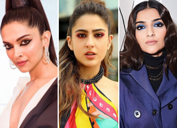 Bold & Bright! 5 vibrant make-up trends inspired by Deepika Padukone, Sara Ali Khan, Sonam Kapoor to lift your spirits this party season