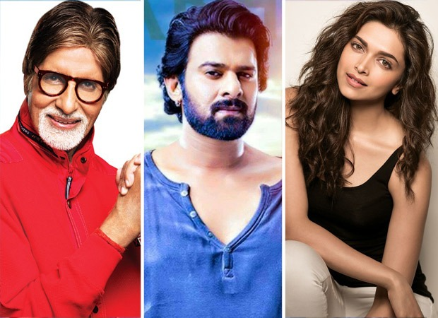 EXCLUSIVE SCOOP: Amitabh Bachchan charges Rs. 21 crore for Prabhas and Deepika Padukone's next