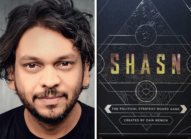 Filmmaker Anand Gandhi announces the shipping of SHASN- a political strategy game!