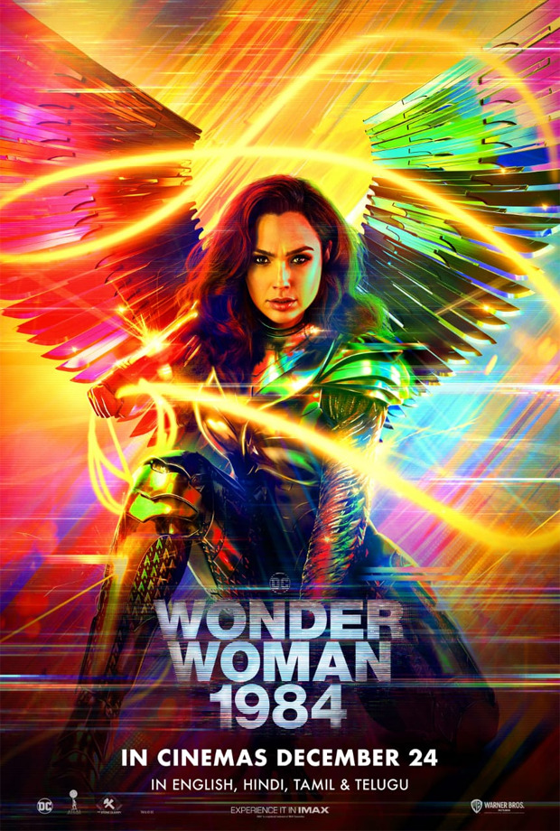 Gal Gadot starrer Wonder Woman 1984 to release in India on December 24