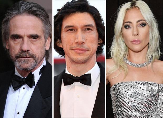 Jeremy Irons to play Adam Driver's father, Lady Gaga as Patrizia Reggiani in Ridley Scott's murder movie Gucci