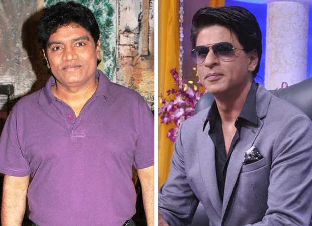 Johnny Lever gets emotional talking about the time Shah Rukh Khan helped him