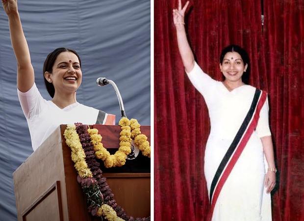 Kangana Ranaut pens an emotional note as she wraps Thalaivi