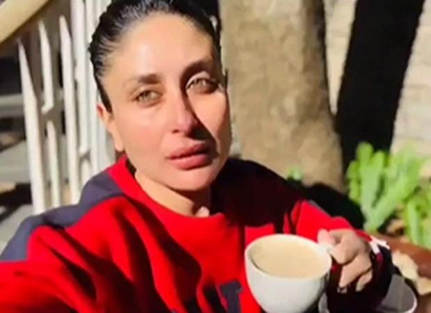 Kareena Kapoor Khan's version Breakfast With Bebo involves aesthetic sun kissed pictures