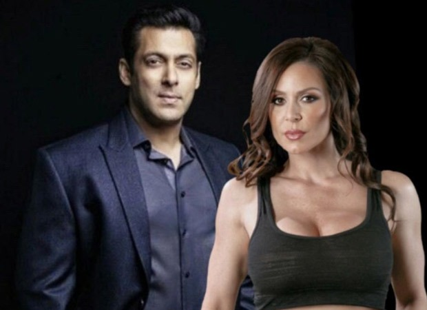 Popular X-rated actress, Kendra Lust, wishes Salman Khan on his birthday