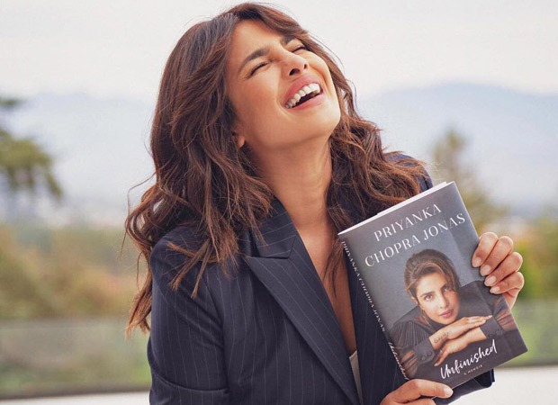 Priyanka Chopra is absolutely elated holding her memoir Unfinished