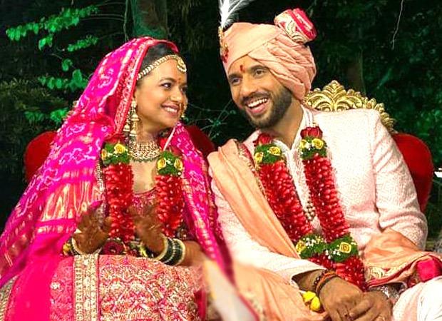Punit J Pathak ties the knot to fiancée Nidhi Moony Singh in Lonavala