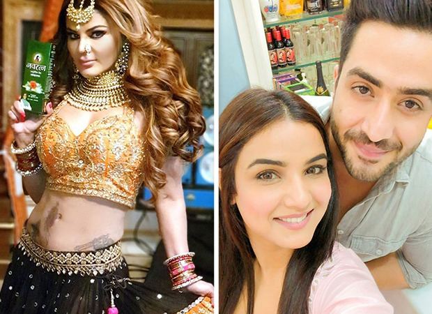 Rakhi Sawant takes a jibe on Jasmin Bhasin and Aly Goni for not revealing the truth of their relationship on Bigg Boss 14