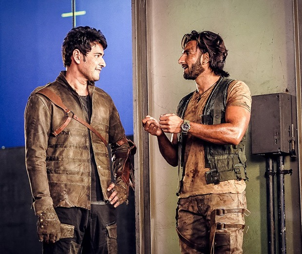 Ranveer Singh and Mahesh Babu come together for an action-packed spectacle!