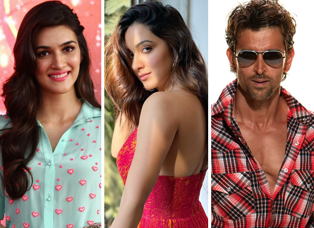 SCOOP: Kriti Sanon's loss is Kiara Advani's gain; actress to play Hrithik Roshan's love interest in Krrish 4