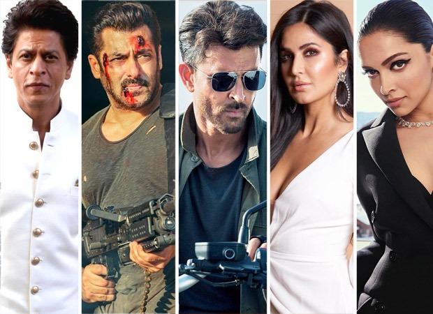 SCOOP: Shah Rukh Khan, Salman Khan, Hrithik Roshan, Katrina Kaif, Deepika Padukone to come together for YRF Spy Universe flick?