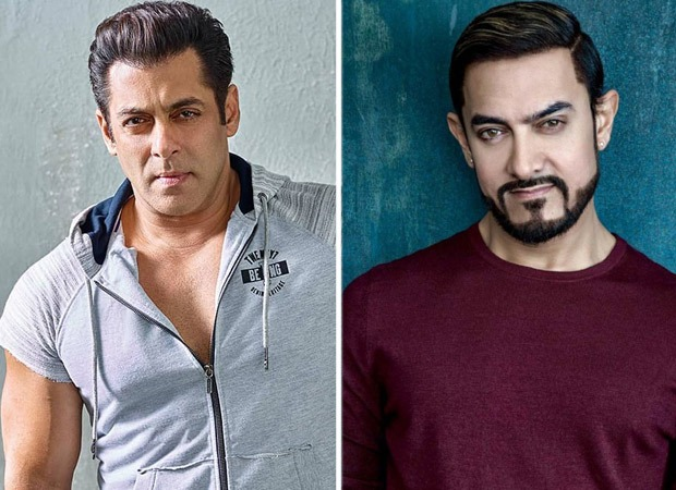Salman Khan allots ONE FULL DAY to Aamir Khan to shoot for his cameo in Laal Singh Chaddha