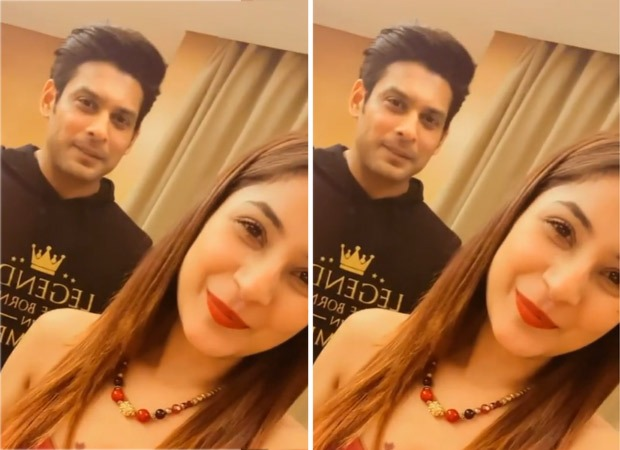 Shehnaaz Gill posts a goofy video wishing Sidharth Shukla on his birthday, leaves SidNaaz fans gushing