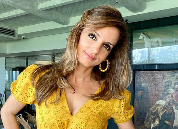 Sussanne Khan clarifies she was not arrested by the Mumbai Police in a raid for breaking COVID-19 rules
