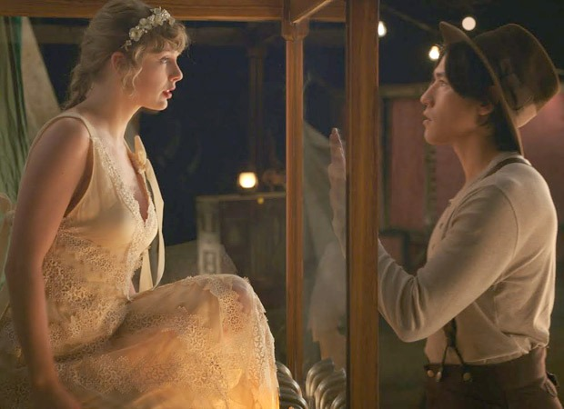 Taylor Swift takes 'Cardigan' story forward to follow the string to her soulmate in the new music 'Willow' from 'Evermore'