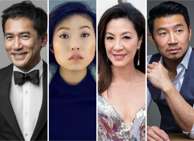 Tony Leung, Awkwafina,Michelle Yeoh among others join Simu Liu in Marvel's Shang-Chi and The Legend of The Ten Rings