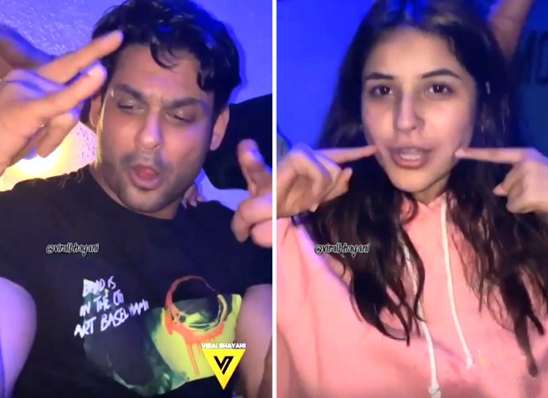 VIDEO Sidharth Shukla and Shehnaaz Gill party in goa, dance it out together