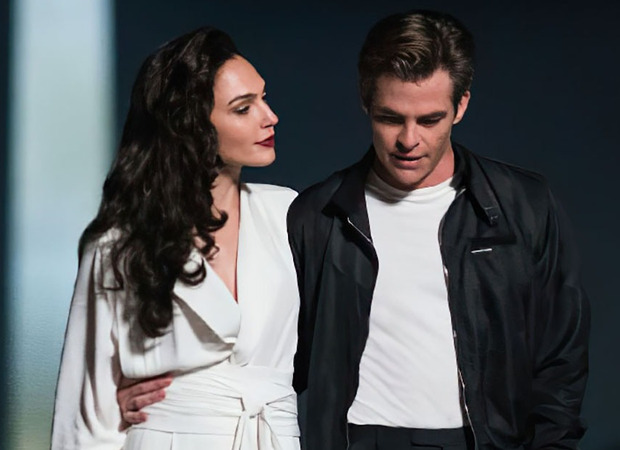 """We couldn't do this movie without Chris Pine"" - says Gal Gadot on Steve Trevor returning in Wonder Woman 1984"